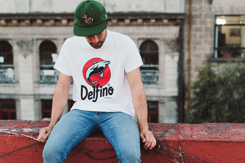 Tony Delfino la firma referente de urban street de México