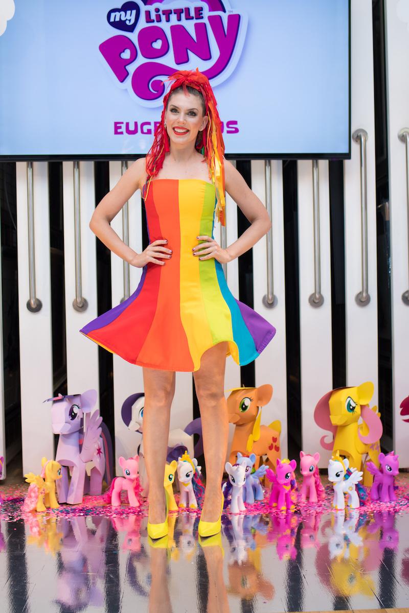 #MyLittlePony Fashion Magic: Eugenia Lemos