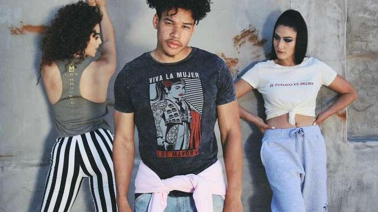 Los mayores, la línea streetwear que busca ser la marca referente de los latinos