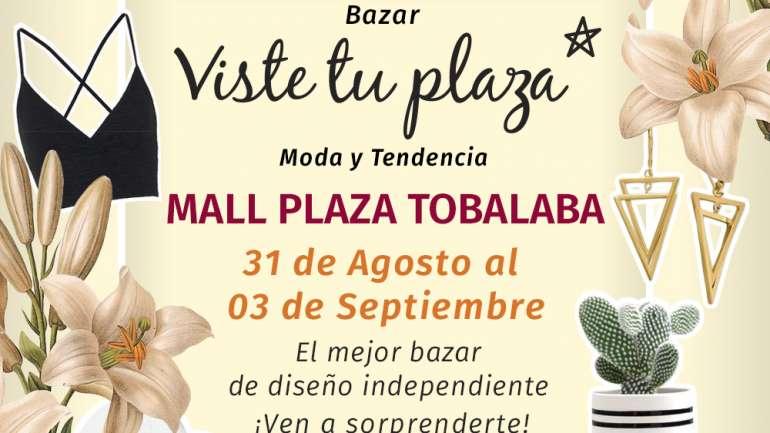 Panorama de fin de semana: VisteTuPlaza en Mall Plaza Tobalaba y Mall Plaza Oeste