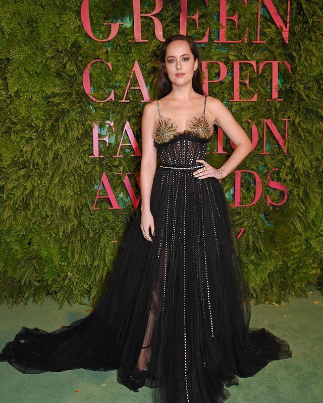 Green Carpet Fashion Awards 2017: Cómo hicieron los vestidos