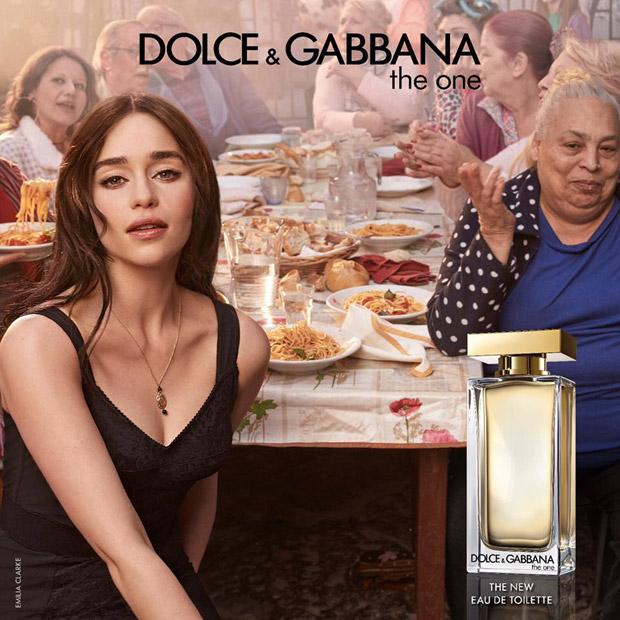 La estereotipada campaña de Kit Harington y Emilia Clarke para Dolce & Gabbana