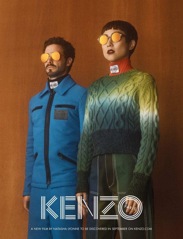 La nueva campaña y fashion film de Kenzo x Natasha Lyonne de OITNB