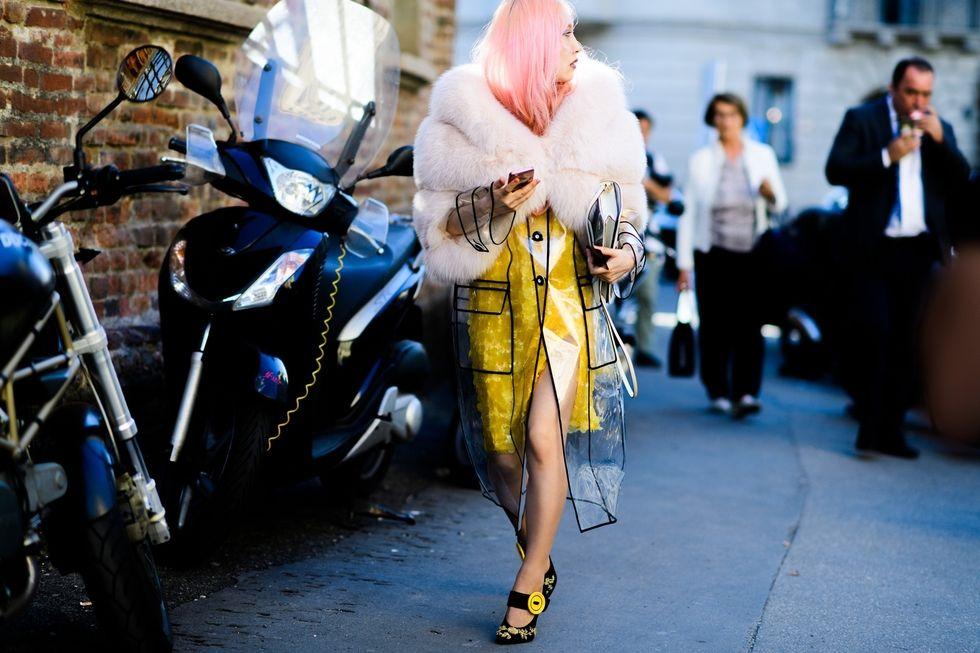 Lo mejor del Street Style de Milán Fashion Week