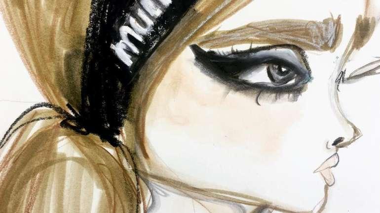 Blair Breitenstein: Redefiniendo el maquillaje en el backstage de los desfiles