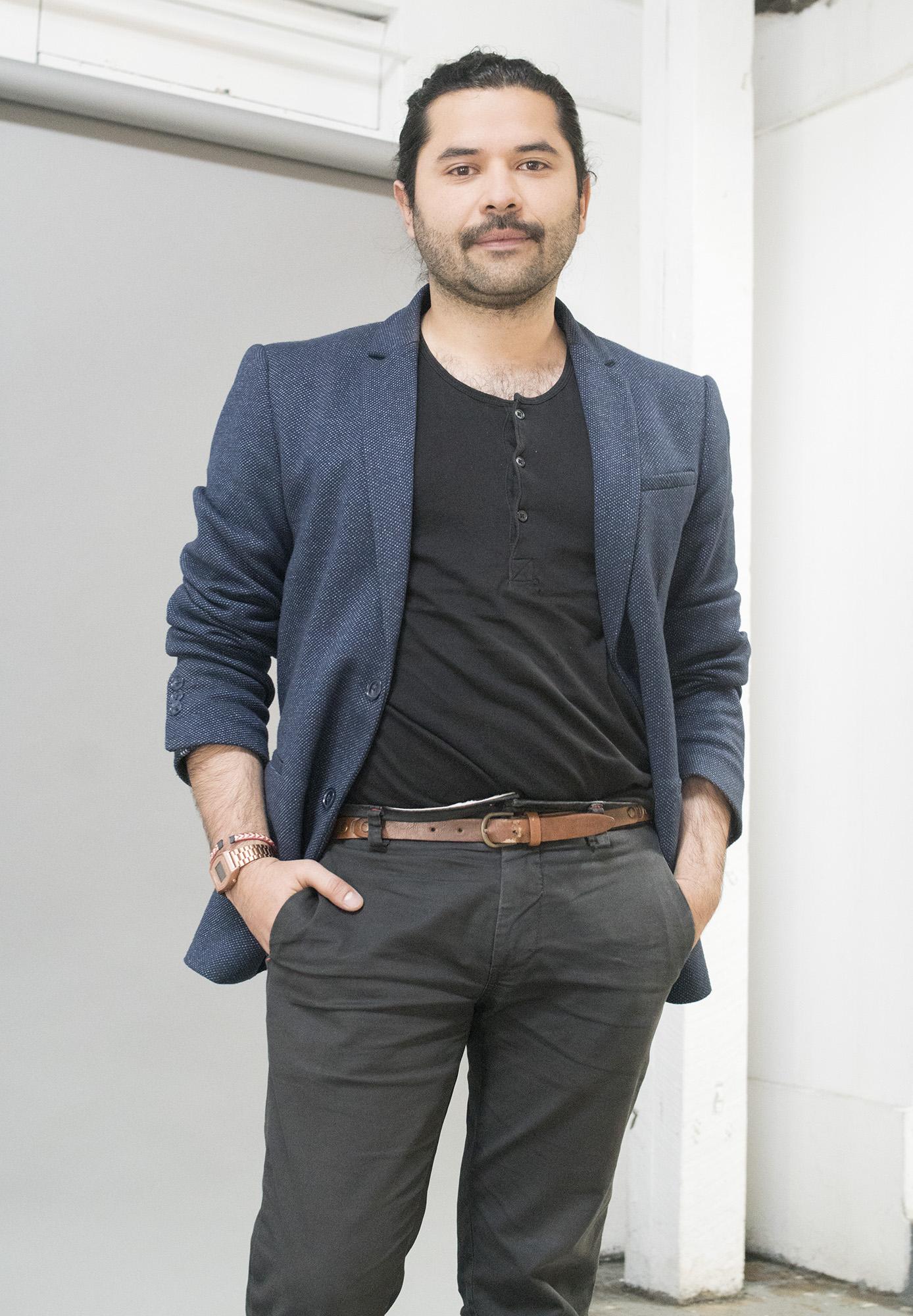 """Entrevista a Luis Andrés Miranda y su apuesta con Fotodesign: """"Formar a la generación de recambio en la fotografía de moda en Chile"""""""