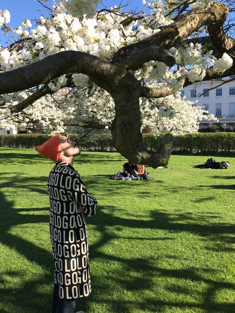 Experiencias de Moda: Jon Jacobsen, fotógrafo chileno en SHOWStudio, Londres