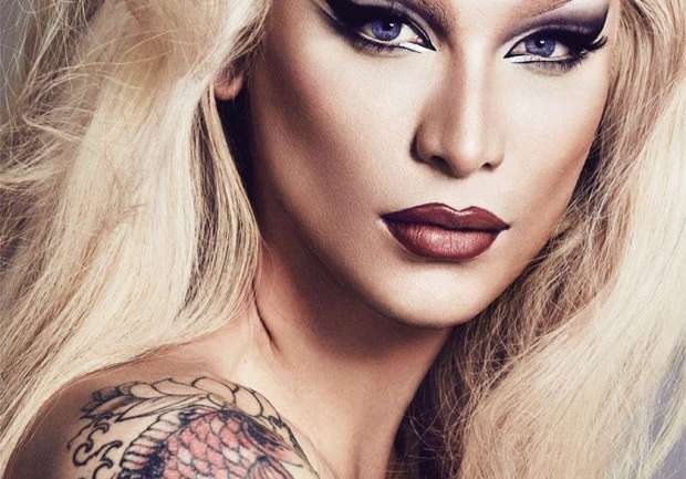 Miss Fame en Tush magazine, 2017