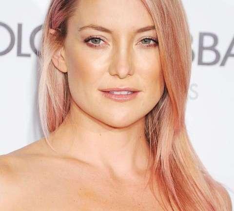 Oro rosado para el cabello