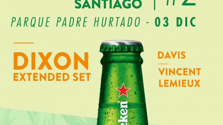 Conoce los detalles de Piknic Électronik #2 junto a Heineken