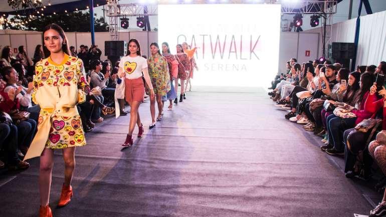 VisteLaCalle Catwalk P/V 2018 en La Serena