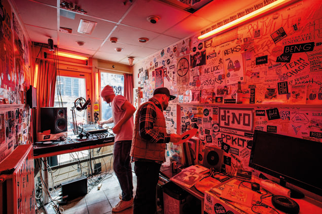 Red Light Radio, el estilo de Ámsterdam que te muestra Heineken