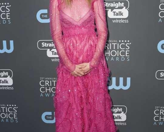 Los trajes de los Critics' Choice Awards 2018