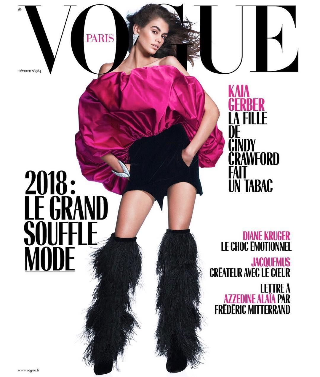 Las portadas de revistas de febrero 2018