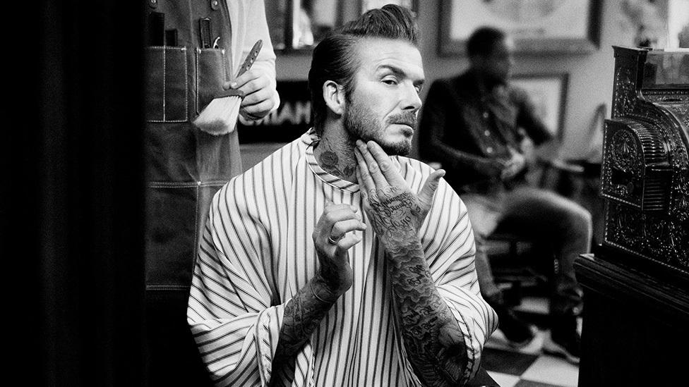 """David Beckham lanzará una marca llamada """"House 99"""" con L'Oréal"""