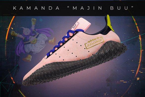Las zapatillas de Adidas inspiradas en Dragon Ball