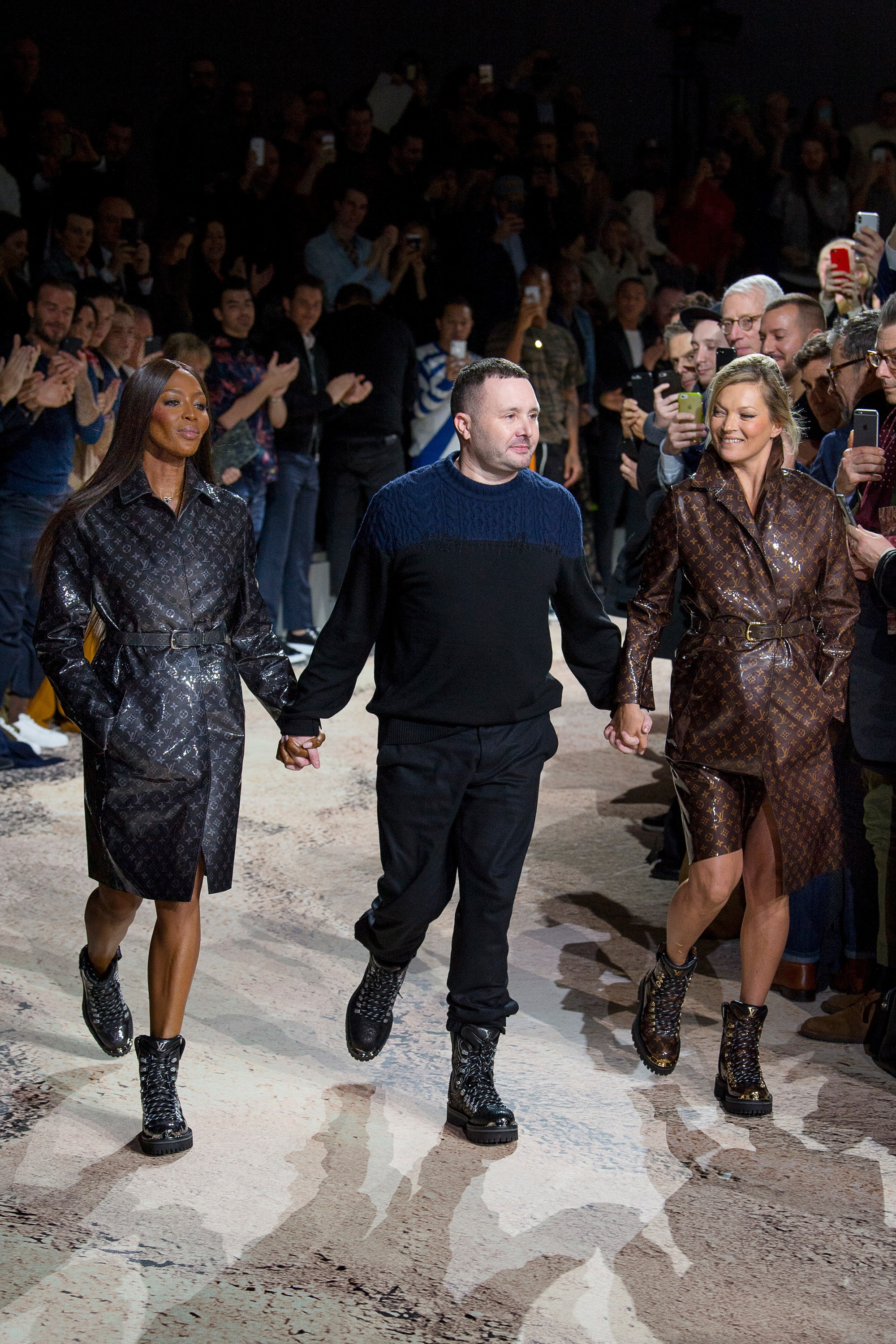 El show de despedida de Kim Jones en Louis Vuitton