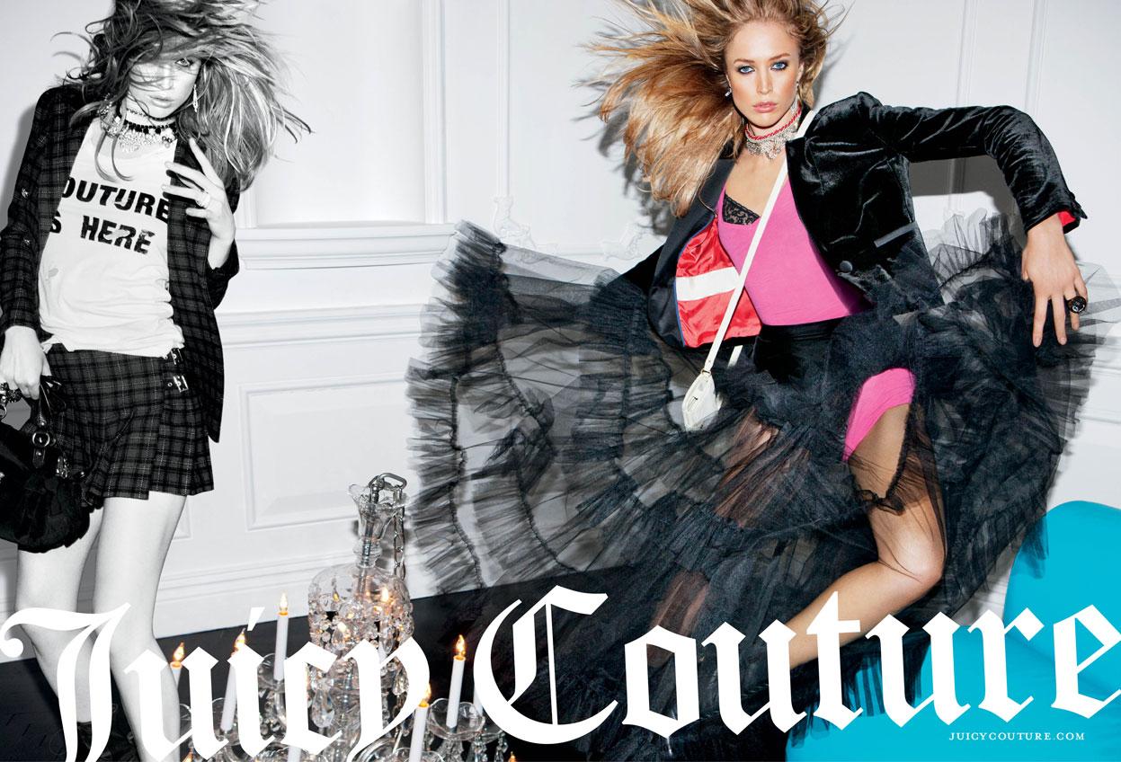 Juicy Couture se presentará por primera vez en NYFW