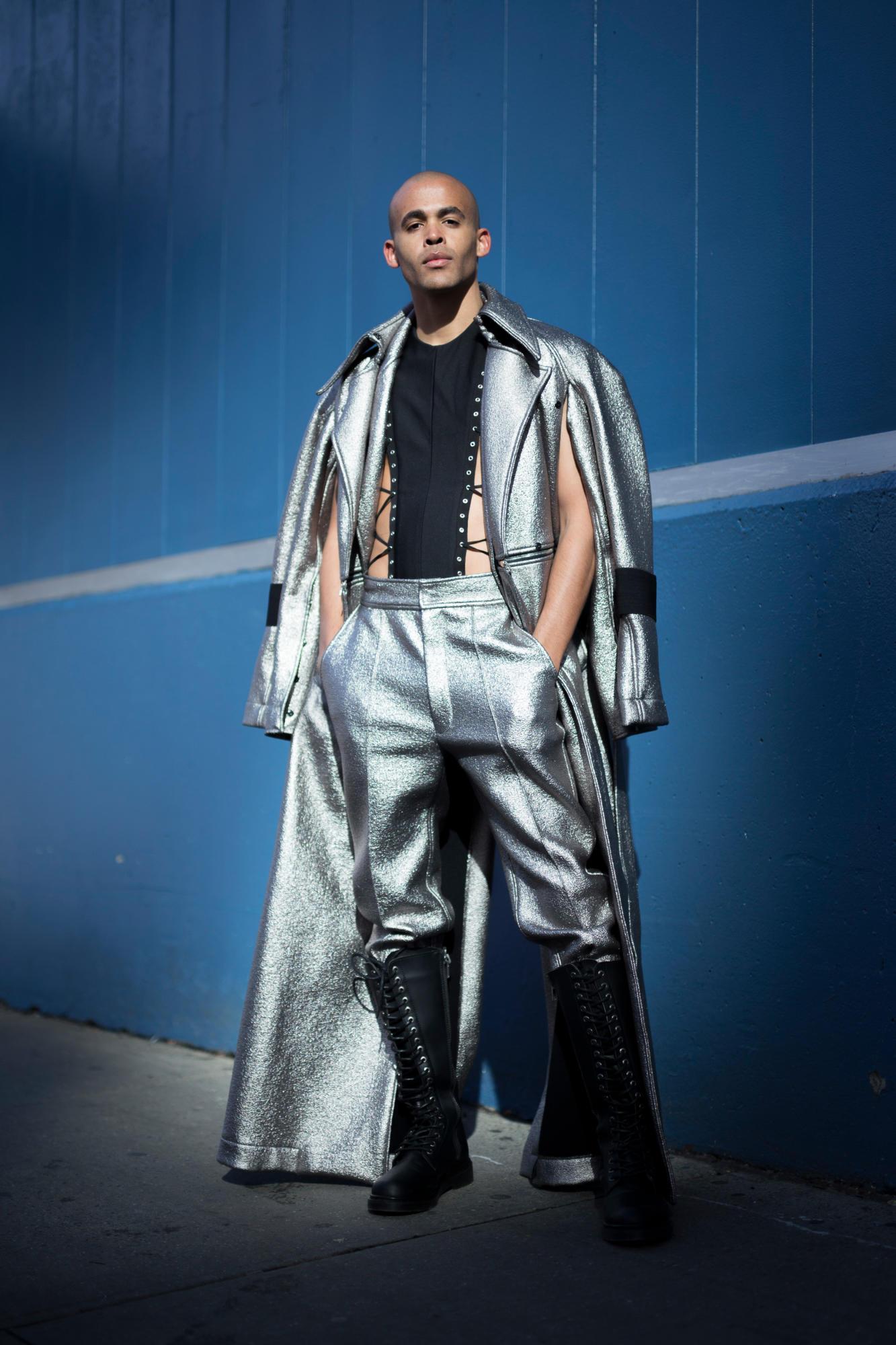 Lo mejor del street style de NYFW Mens F/W 2018
