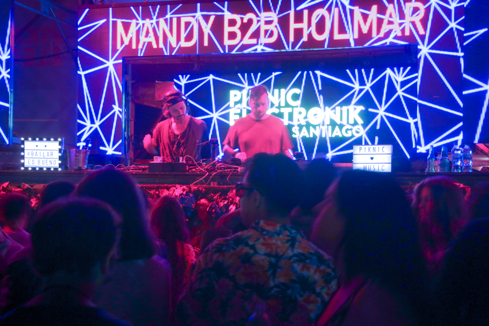 Fashion Report: Piknic Electronik Mantagua junto a Heineken