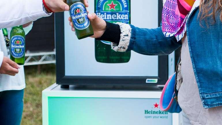 Heineken 0.0, la nueva cerveza sin alcohol para acompañar tus noches