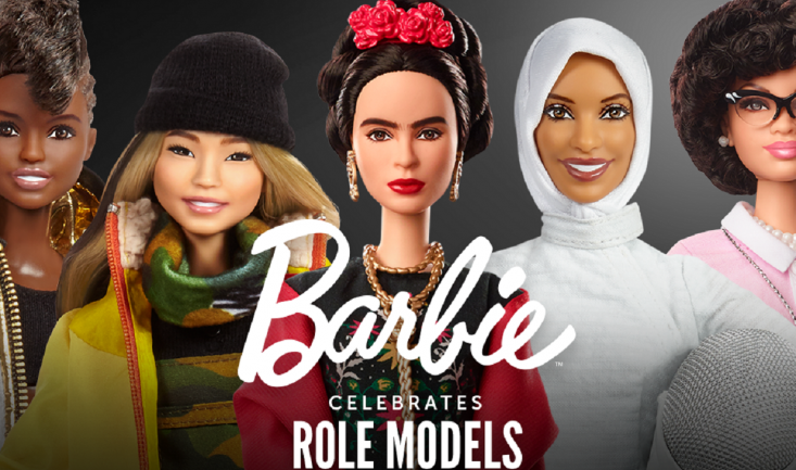 Sheroes: Lo nuevo de Barbie que rinde homenaje a la Mujer en su día