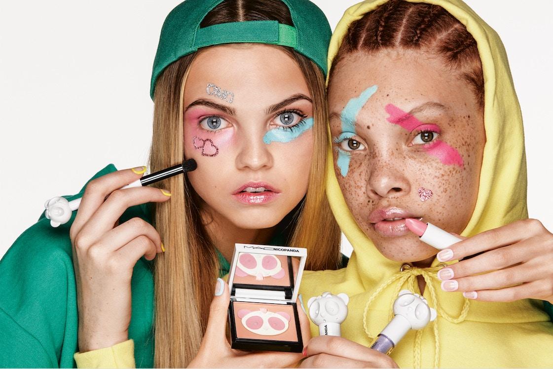NICOPANDA x MAC, la colaboración de maquillaje más kawaii del mercado