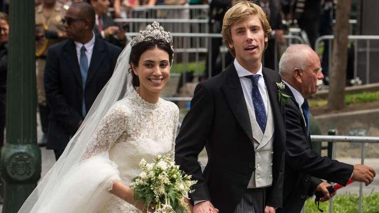 Boda Real en Perú: La unión entre el Príncipe Christian de Hannover y Alessandra de Osma