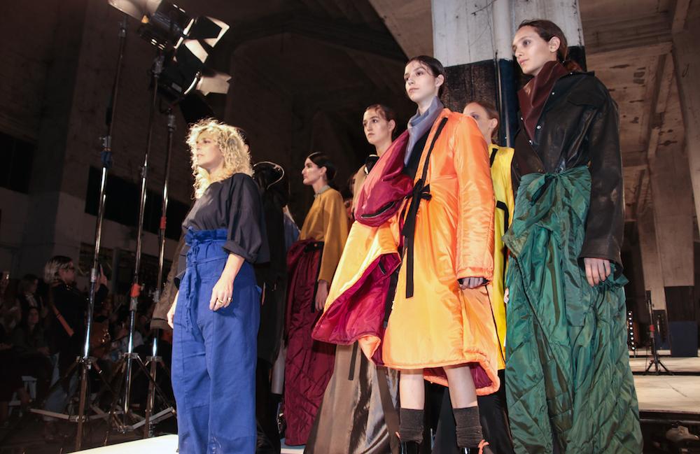 Desde Designers Buenos Aires: El desfile de Jessica Trosman