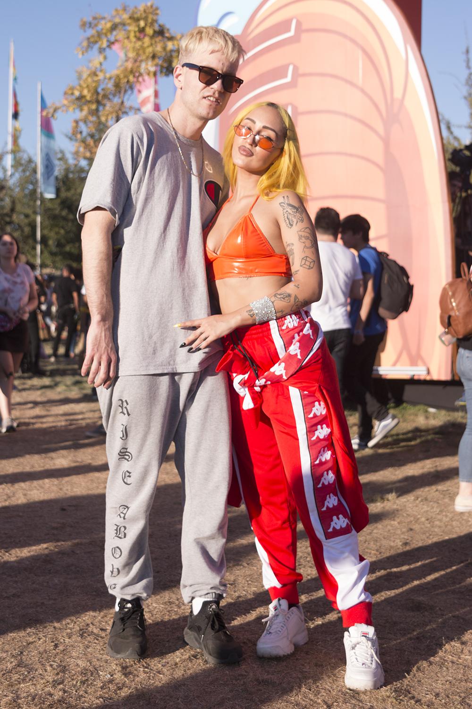 Los mejores looks de Lollapalooza Chile 2018