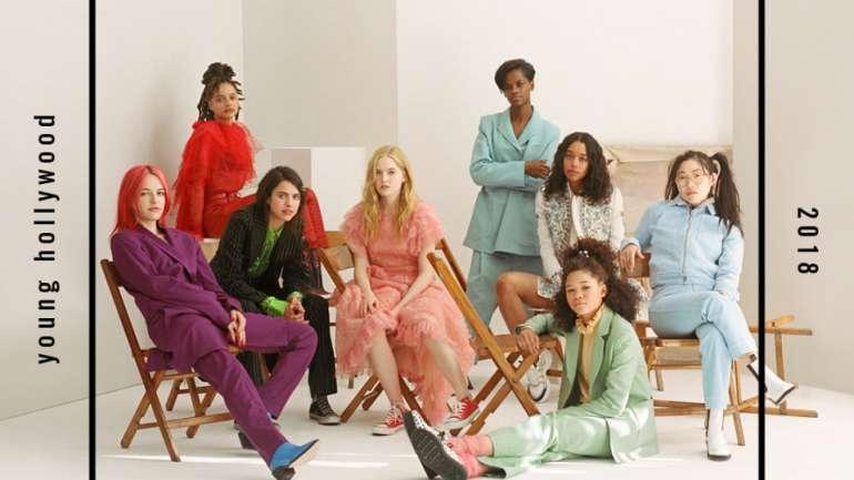 Teen Vogue lanza sus primeras portadas digitales