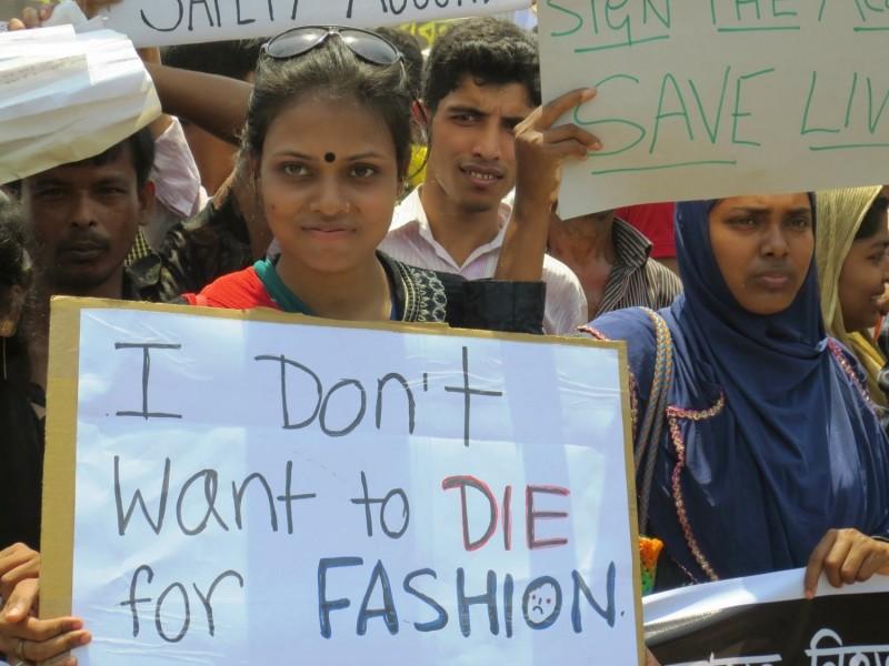 """A propósito de Fashion Revolution: """"UDITA"""", el documental que muestra los talleres clandestinos de Bangladesh"""