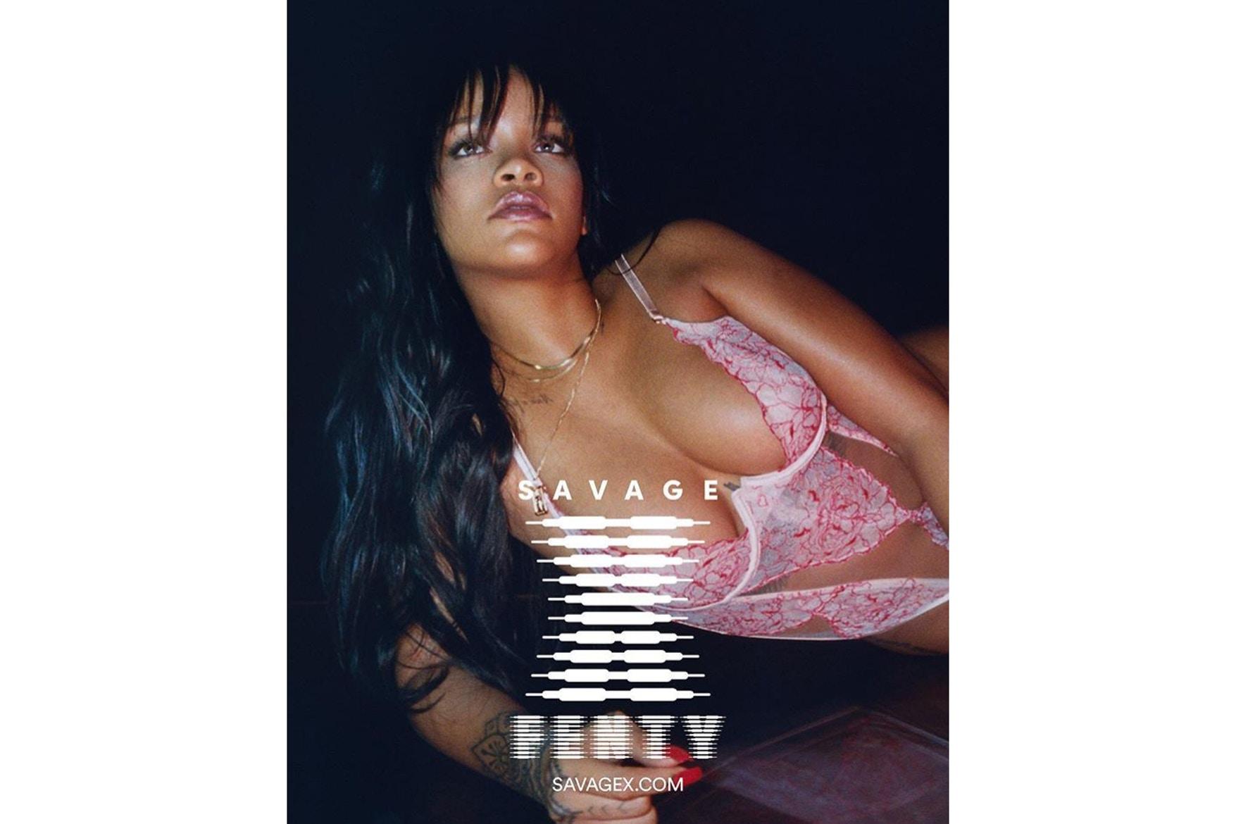 SavagexFenty, la nueva línea de lencería de Rihanna