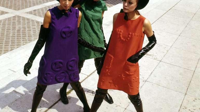 """""""Pierre Cardin: Pursuit of the future"""", la exhibición que homenajea al pionero de la moda"""
