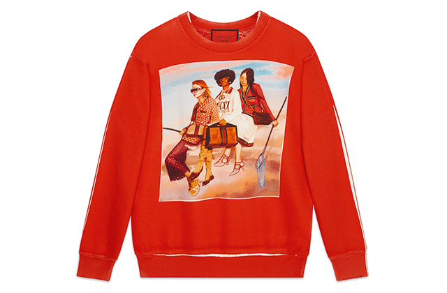 Gucci lanzará otra colección de edición limitada junto a Ignasi Monreal