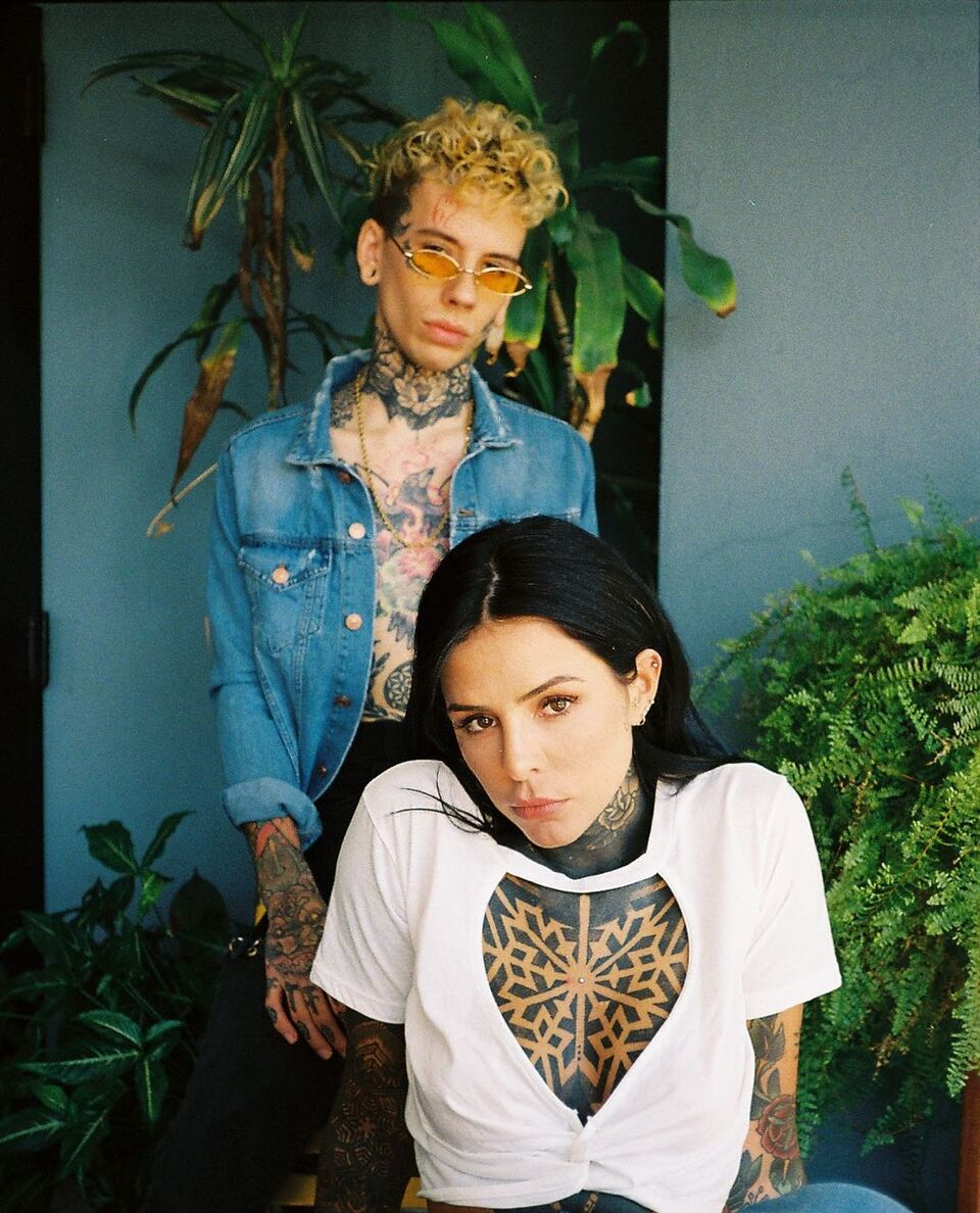 Amor y tatuajes: Love is Love, el fashion film de Alexan Sarikamichian