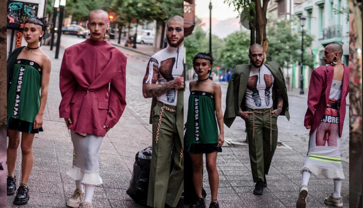 Conoce a J. Jerez, la marca chilena que mezcla streetwear y contenido social