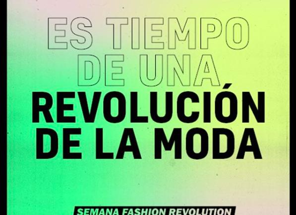 Semana de Fashion Revolution en Chile: #quienhizomiropa