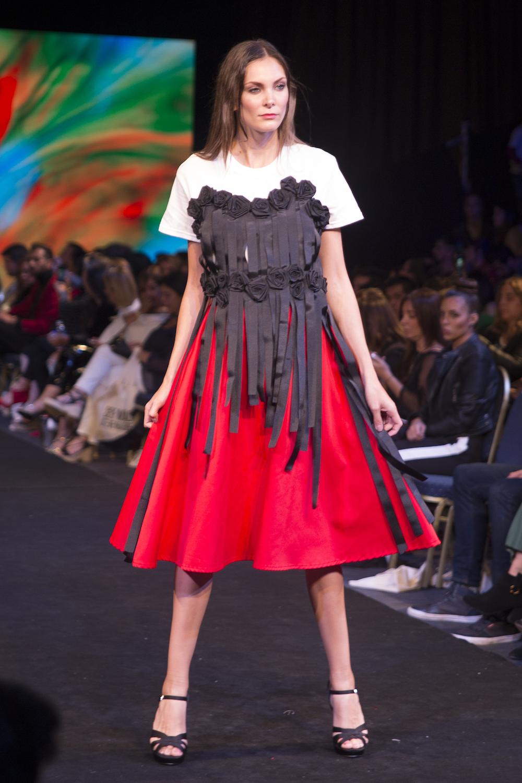 Espínola en Santiago Fashion Week 2018
