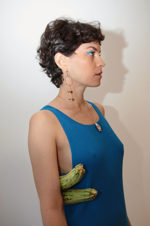 Beauty: The Fruit Screen Test con Rigoberta del Tesouro