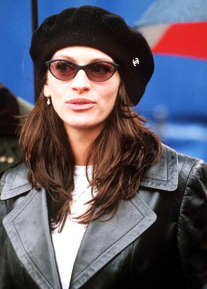 Un viaje a los '90 con el estilo de Julia Roberts