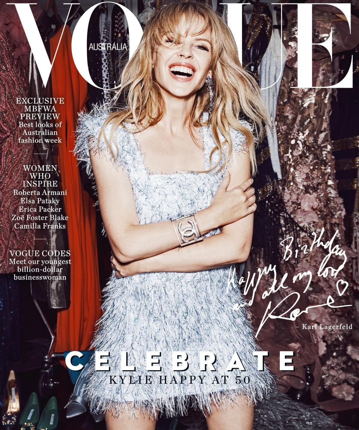 Las celebraciones de Kylie Minogue: 50 años de vida y 30 años como cantante este 2018