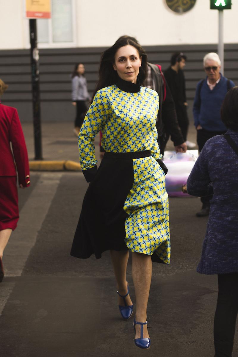 Juanita Parra es el nuevo rostro de la marca Espínola