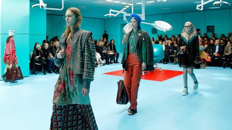 Gucci presentará su colección S/S 2019 durante Paris Fashion Week