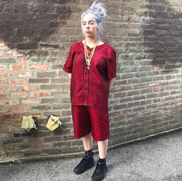 Billie Eilish La Promesa Musical Del 2018 Viste La Calle