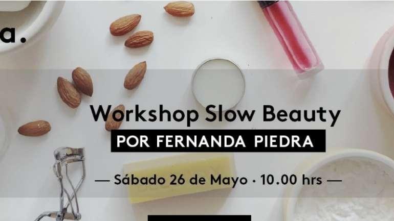 Se viene un workshop slow con Franca. (y conversamos con sus protagonistas)