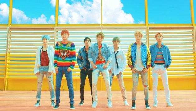 Gucci, la marca favorita de la boy band coreana BTS