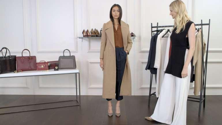 Cómo vestir para el trabajo según Net-a-Porter