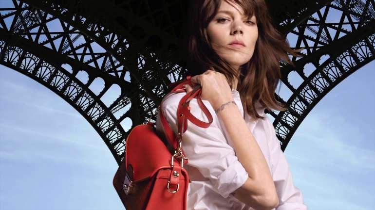Freja Beha Erichsen, París y Longchamp