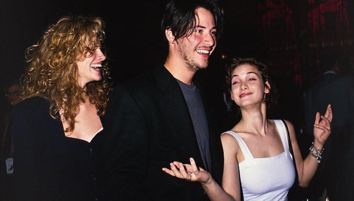 Destination Wedding, la película que reunirá nuevamente a Winona Ryder y Keanu Reeves